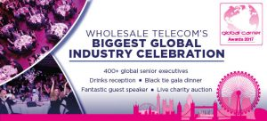 Global Carrier Awards 2017