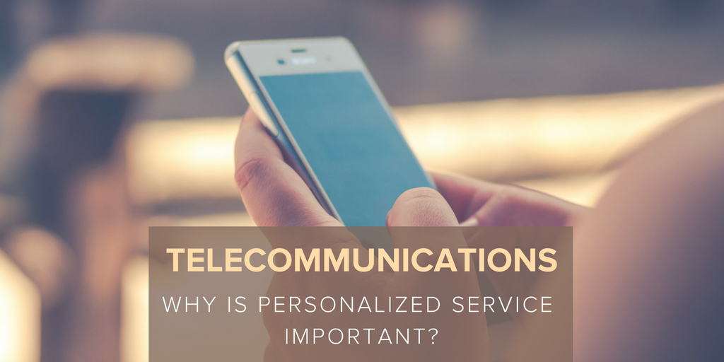 Personalized Services In Telecom Important