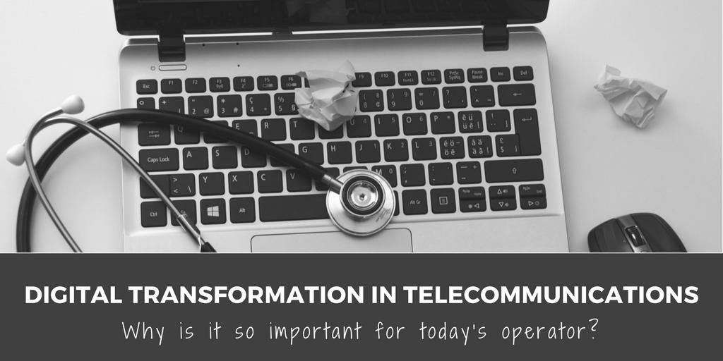 Digital Transformation In Telecommunications