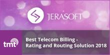 TMT Telecoms Awards 2018 winners Jerasoft