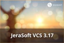 New Release - JeraSoft VCS 3.17